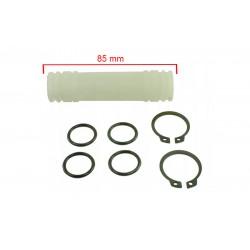 Tube de raccord pompe à eau - Thermostat moteur Sofim 2,5 et 2,8L