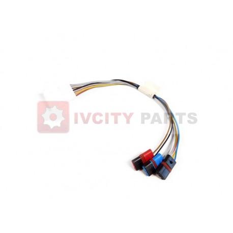2997387 cable réducteur pour rétroviseur iveco daily