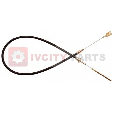 Tirette à câble, commande d'embrayage 93820871