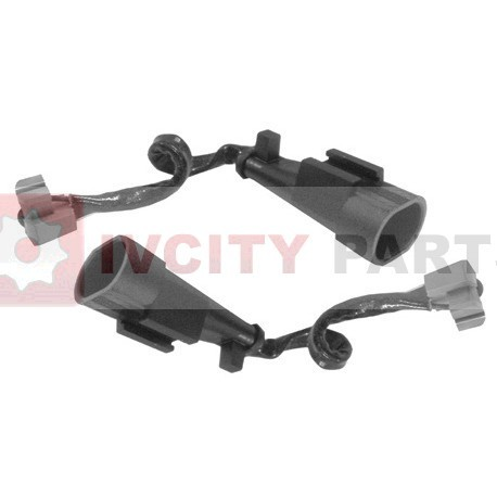 PAIRE TEMOINS USURE AVANT IVECO DAILY - 500054694