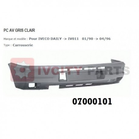 PARE CHOC AVANT IVECO DAILY 1990-1999