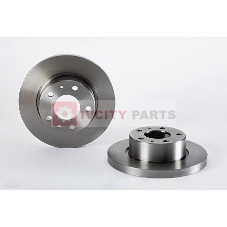 Disque de frein pour Iveco 42470836 (500306590)