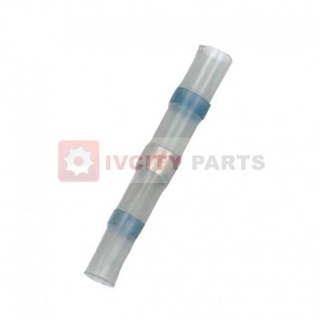 Manchon thermo-soudable avec gaine thermorétractable 1.80-2.50 mm² - Pack de 10