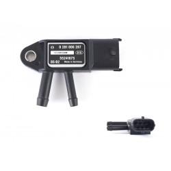 Capteur, pression des gaz échappement BOSCH 5801600484